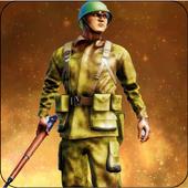 Mission Counter Terrorist : Gorilla commando game icon