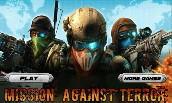 Mission Against Terror poster