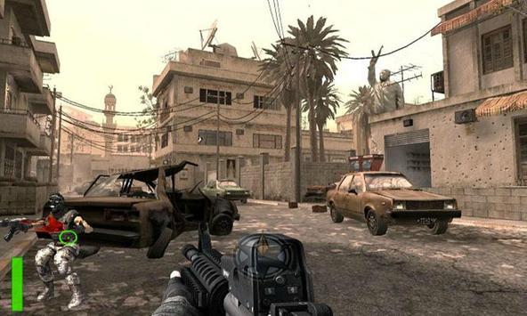 Mission Against Terror apk screenshot