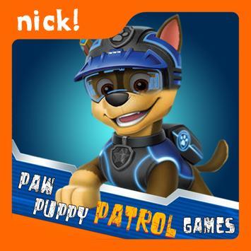 Paw Hunter Patrol poster
