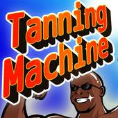 Portable Tanning Machine icon