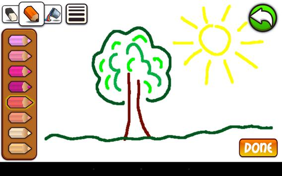 Kids Painting (Lite) apk screenshot