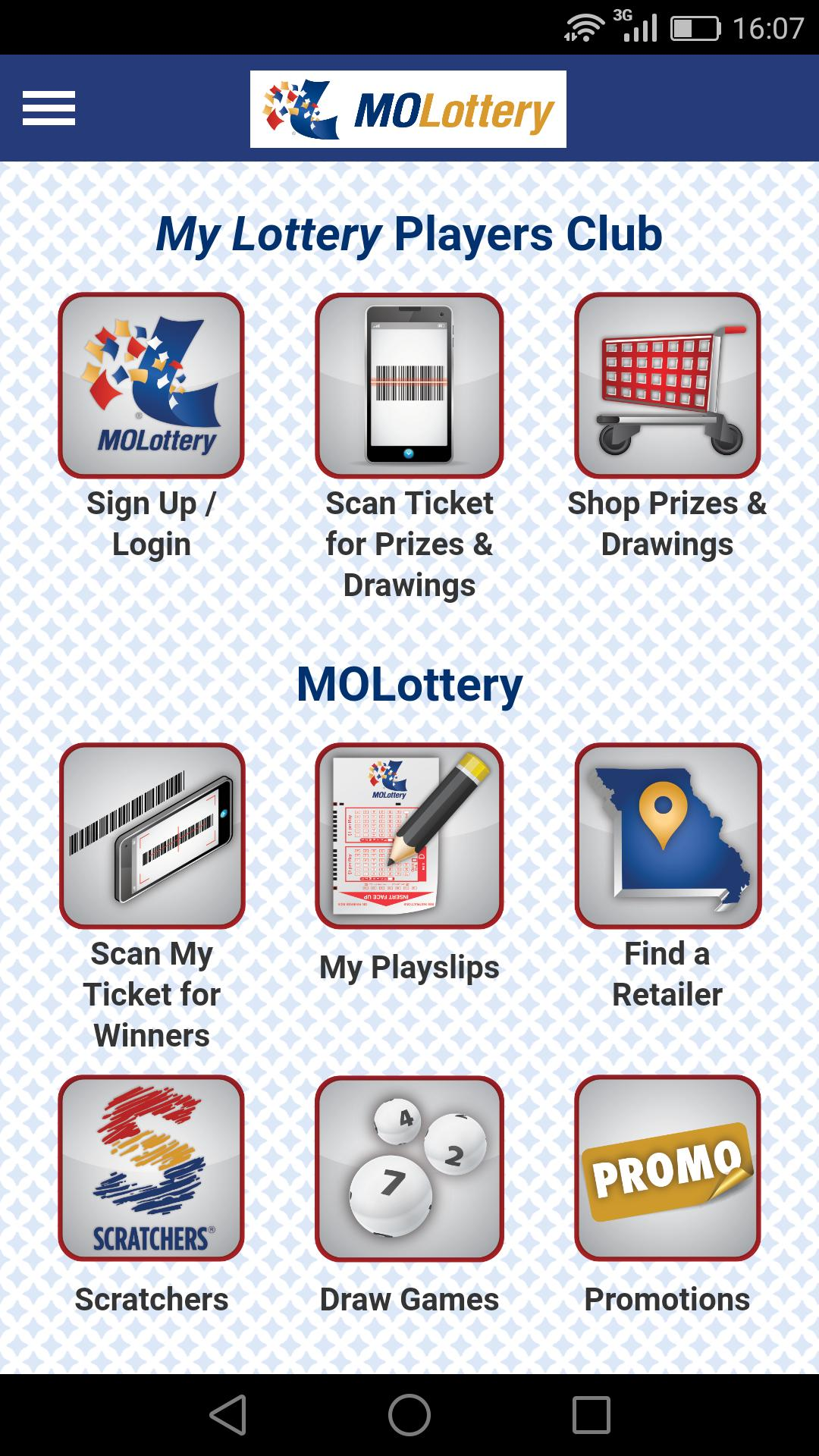 Official App of the Missouri Lottery for Android - APK Download