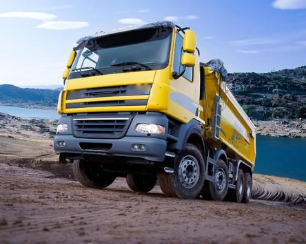 Theme Wallp DAF CF 85 screenshot 3