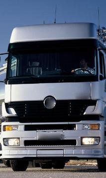 Wallpaper Truck poster