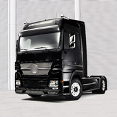Wallpapers Mercedes Benz Truck icon