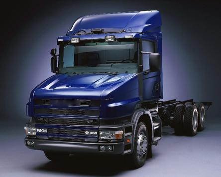 Wallpapers Scania Truck apk screenshot