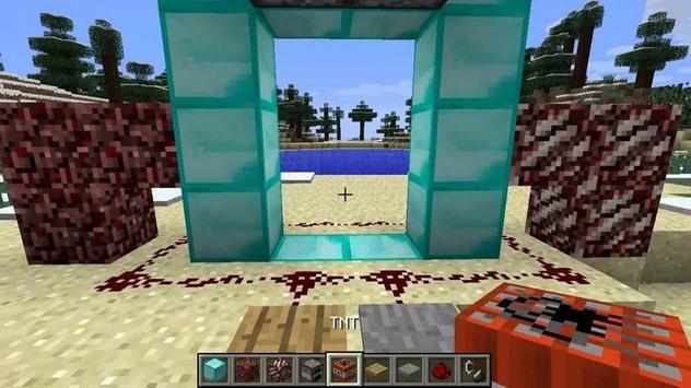 Portal Ideas - Minecraft poster