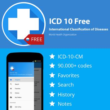 ICD 10 poster