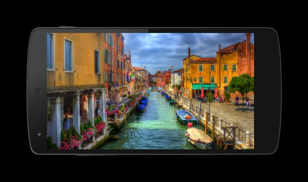 Venice HD Wallpapers poster