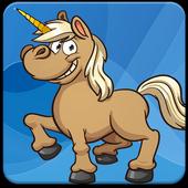 l'unicorno Eroe icon