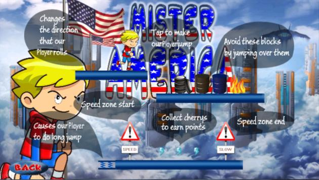 Mister America -Best Adventure apk screenshot