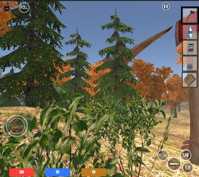 Jurassic Survival Open World screenshot 2
