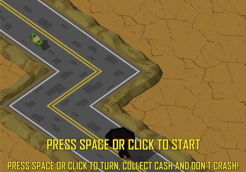 Zig Zag Black Wizard screenshot 1