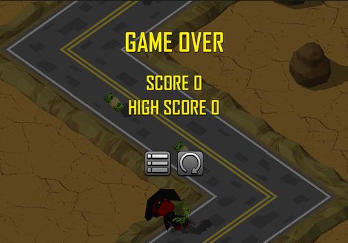 Zig Zag Black Wizard screenshot 2