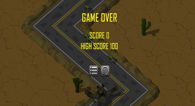 Zig Zag Yeti screenshot 7