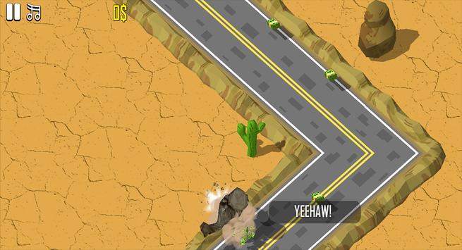 Zig Zag Yeti screenshot 1