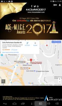 M.I.C.E Ödülleri screenshot 3