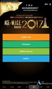 M.I.C.E Ödülleri screenshot 7