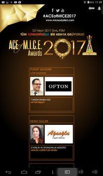 M.I.C.E Ödülleri screenshot 9