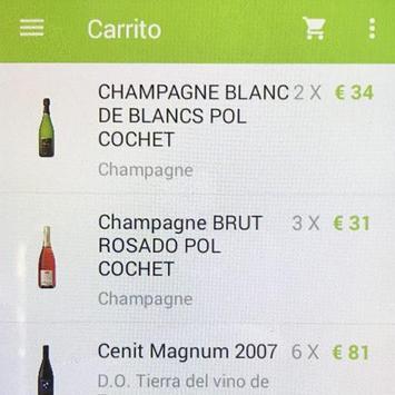 Mis Vides: vinos y bodegas screenshot 1