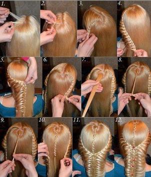 Little Girl Hairstyle Tutorial screenshot 1