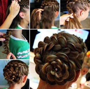 Little Girl Hairstyle Tutorial screenshot 4