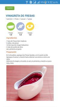 Nutricion ABC screenshot 4
