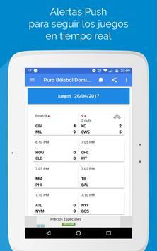 Puro Béisbol Dominicana screenshot 5
