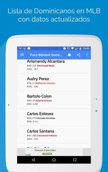 Puro Béisbol Dominicana screenshot 6