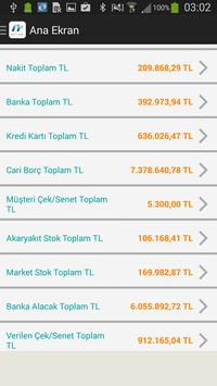 Miron Visual Mobil screenshot 1