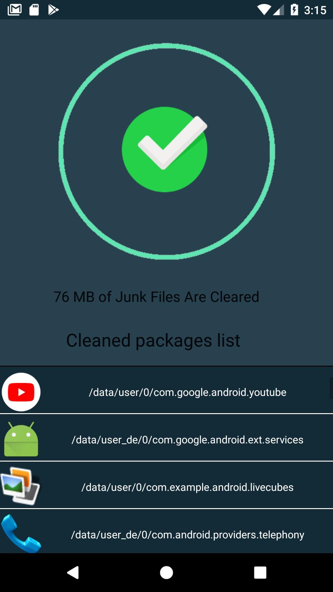 Proxyhandler Android