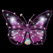 Butterfly Widget/Stickers icon