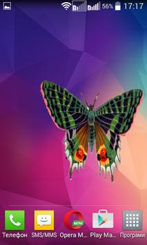 Butterfly Widget/Stickers poster