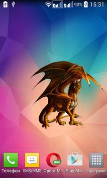Dragon Widget/Stickers poster
