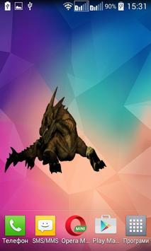 Dragon Widget/Stickers apk screenshot