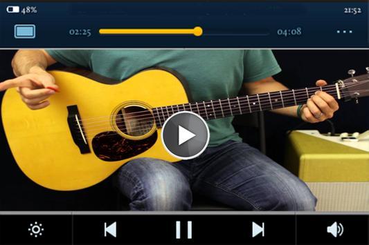 Acoustic Guitar Tutorial poster