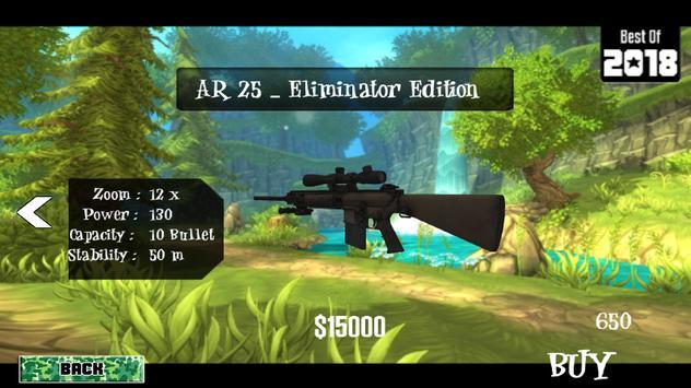 Sniper Elite : Animal Hunter screenshot 2