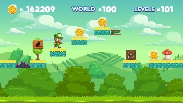 Cyborg Jungle Adventure apk screenshot