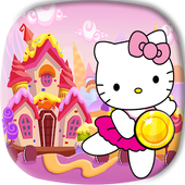 Hello Adventure Kitty World icon