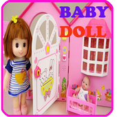 Baby Doll Boneka Bayi icon
