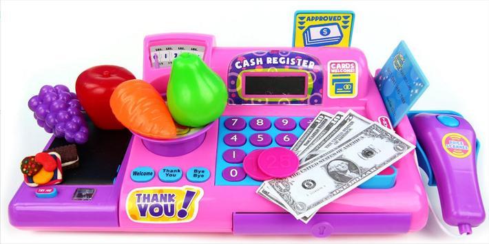 Best Cashier Toy Videos poster
