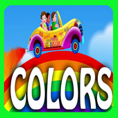 Learn Colors for Children HD icon