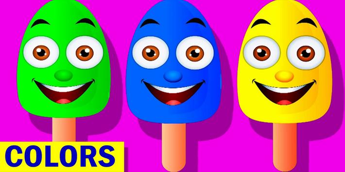 Learn Colors for Children HD apk screenshot