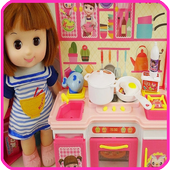 Toy Pudding Baby Doll Cooking Toys icon