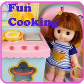 Toys for Girls Cooking Toy icon