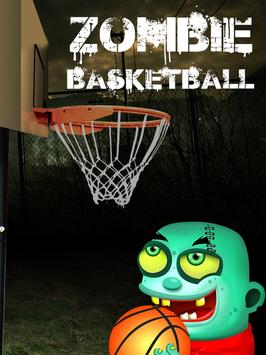 Zombie Basketball poster