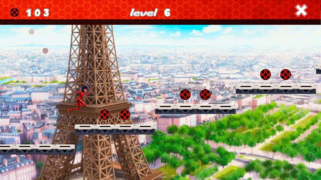 Miraculous Super Flying apk screenshot