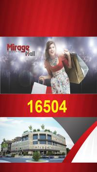 Mirage Mall Cairo poster