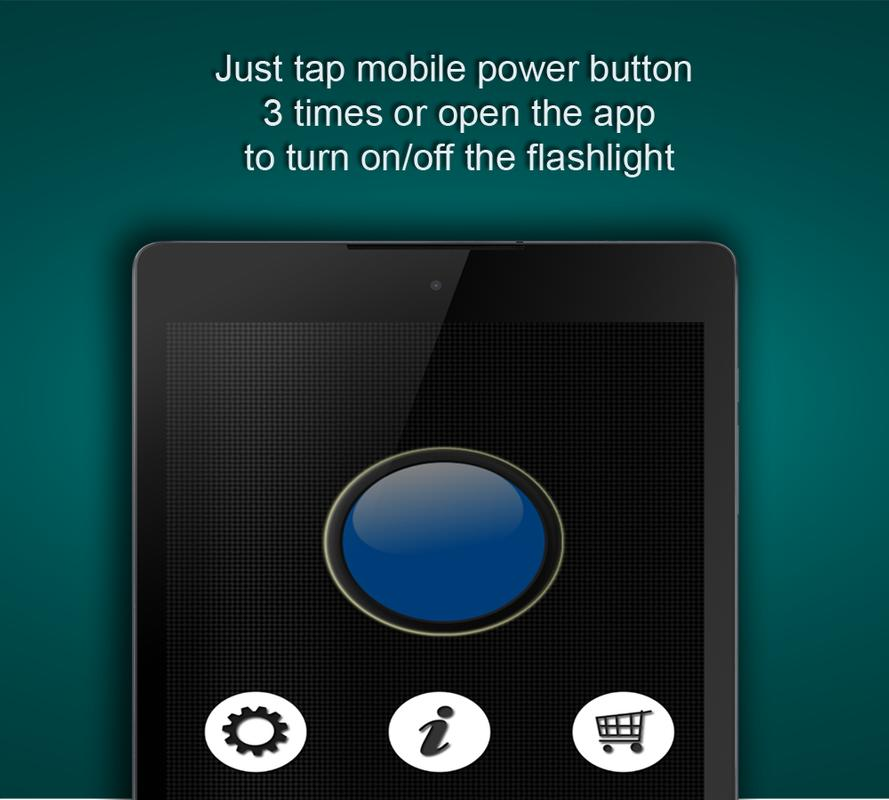 how to fix a flashlight button